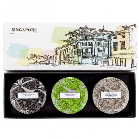 Singapore Souvenir | Quintessential Singapore - Gift Set