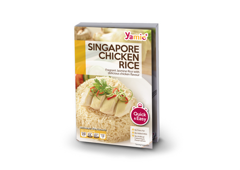 Yamie Singapore Chicken Rice - Singapore Souvenir