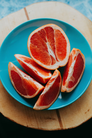 Grapefruit Scent helps with boosting energy!