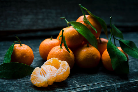 Mandarin Scent helps with lowering your blood pressure..