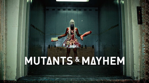 The Real Life Action Game - Mutants and Mayhem - SG Style