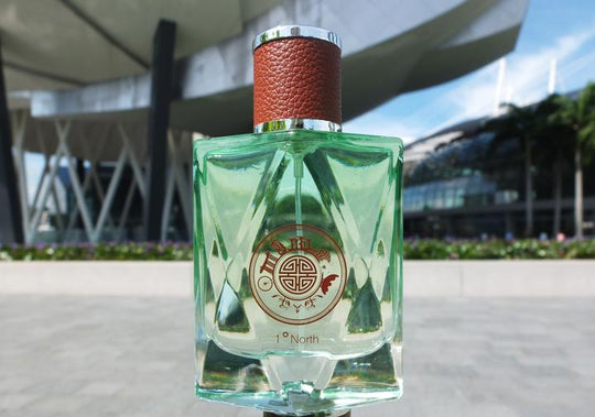 Men's Cologne Made in Singapore - One Degree North | Singapore Gift