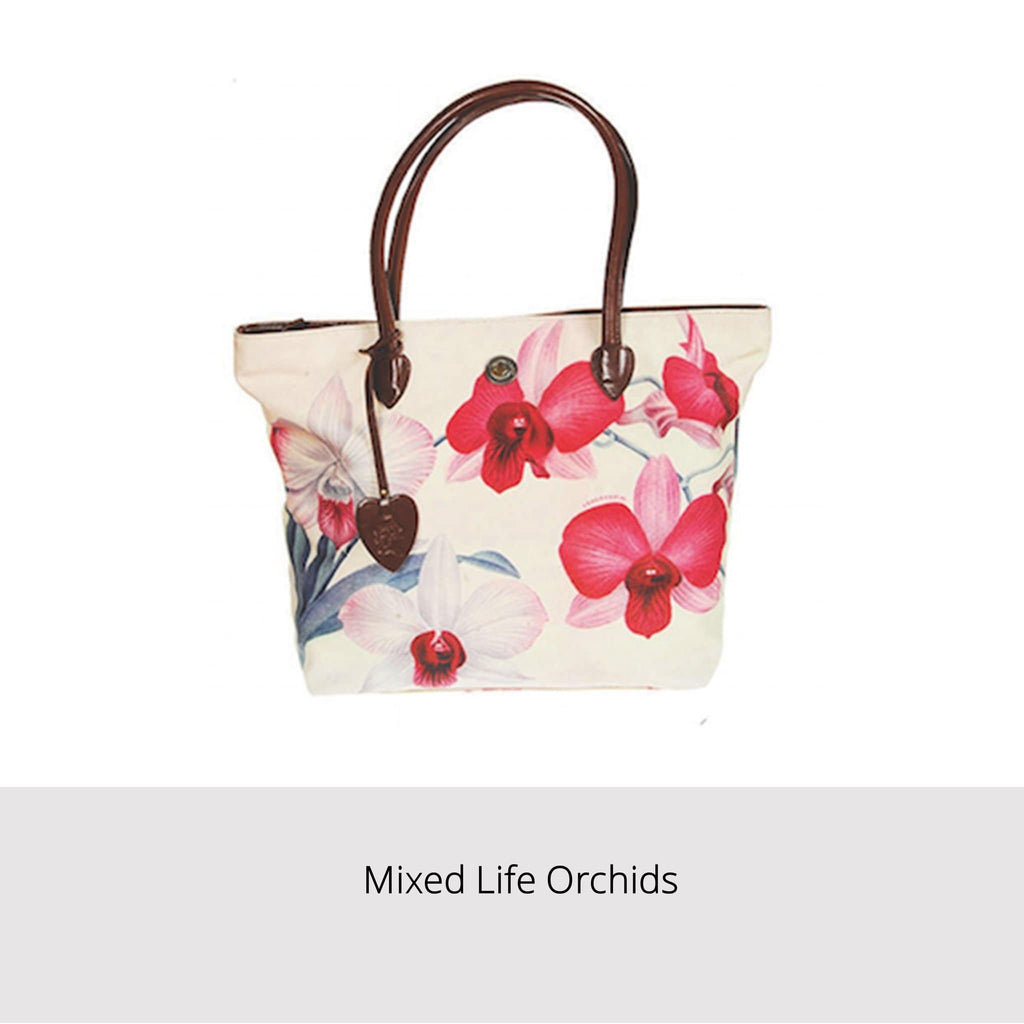 Singapore Orchid Handbags - Life Orchid Collection  98558d0aa1e32