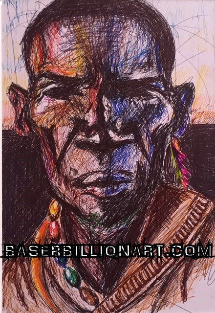 Back from shopping...and the journey began - Baserbillion My Art Career Journey