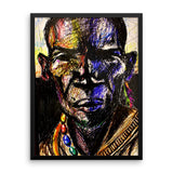 baserbillion art london spectrum of light baserbillion african man noble handsome black