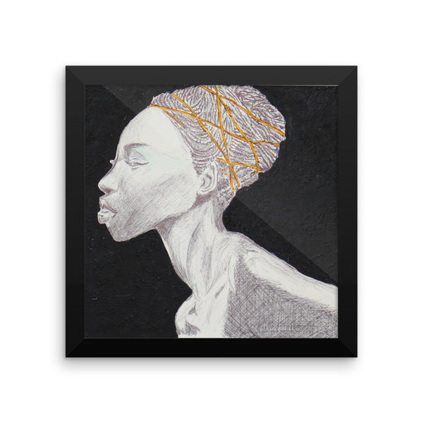Mari Malek is one of the first Elite ballerinas in the world to be of African origin baserbillion art