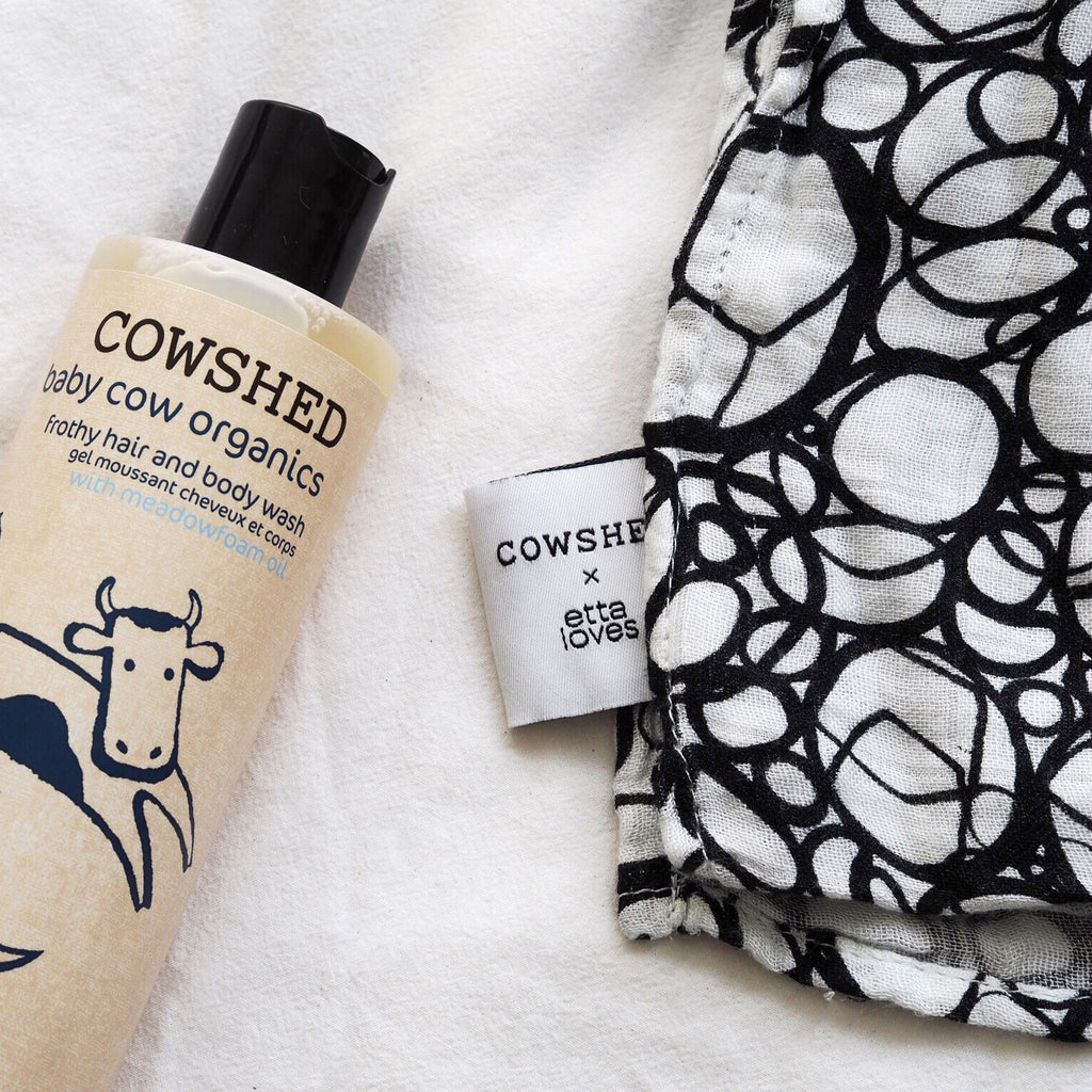 My interview for our Cowshed collab