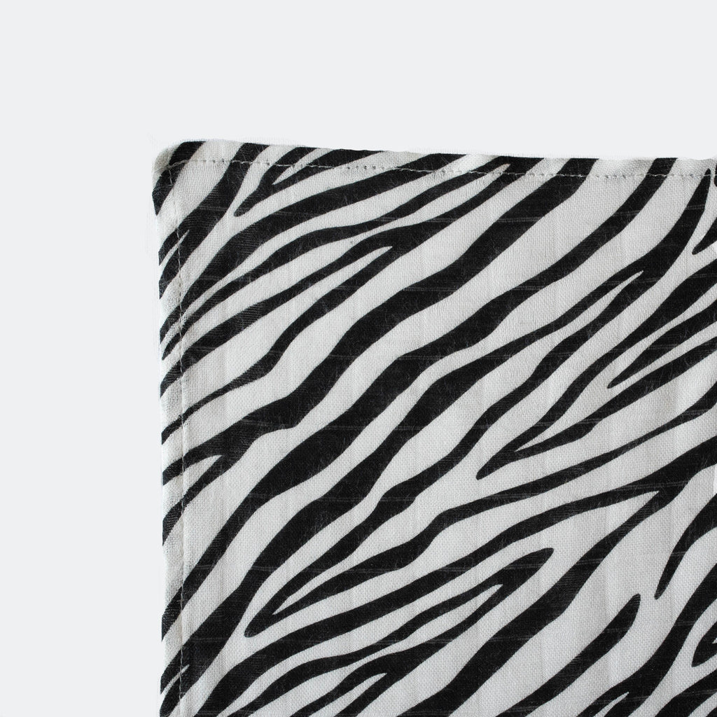 ZEBRA BABY COMFORTER - for 0 to 4 month babies