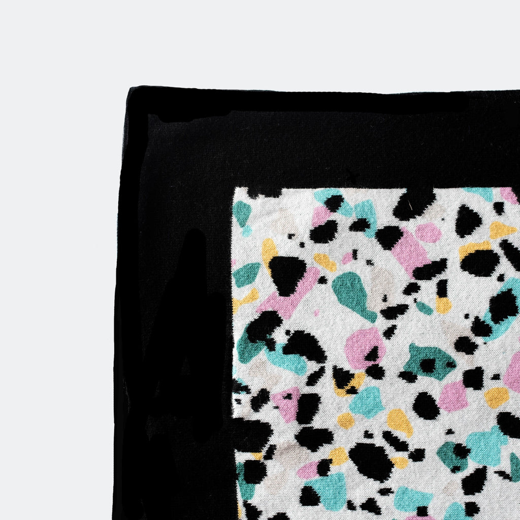 TERRAZZO KNITTED BABY BLANKET - for 5+ month old babies