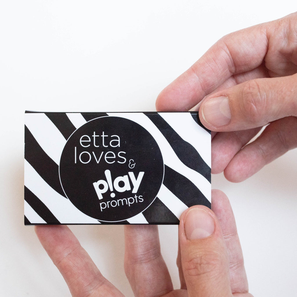 ETTA LOVES & PLAY PROMPTS - Sensory Play activity cards - Etta Loves