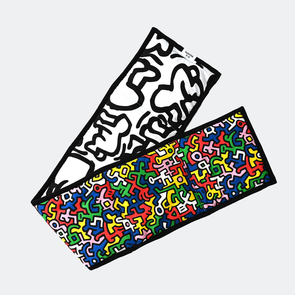 ETTA LOVES x KEITH HARING SENSORY STRIP