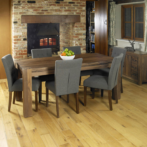 Walnut Large Dining Table (Seats 6-8) CDR04C