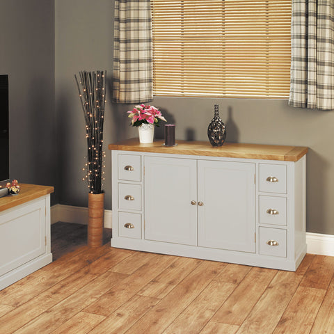 Chadwick Small Sideboard With Six Drawers CGP02A
