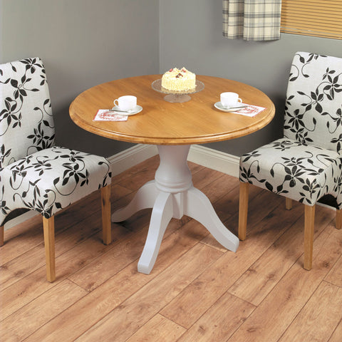 Chadwick Round Dining Table CGP04B
