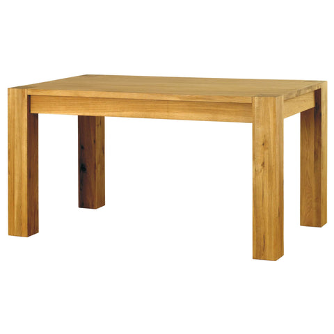 Aston Oak Dining Table (4-6 Seater) CVR04B 3