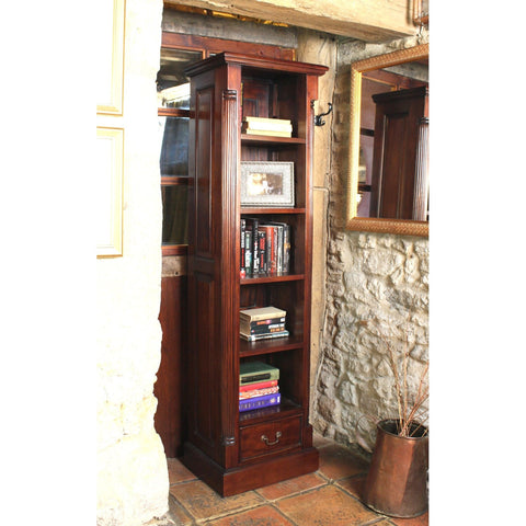 La Roque Narrow Alcove Bookcase IMR01C