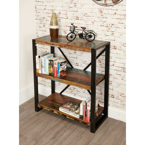 Urban Chic Low Bookcase IRF01C
