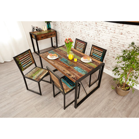 Urban Chic Dining Table Small IRF04A