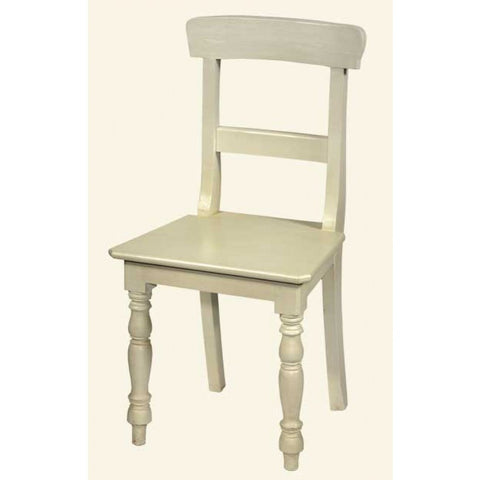 Antique White Dining Chair KM01B-AW