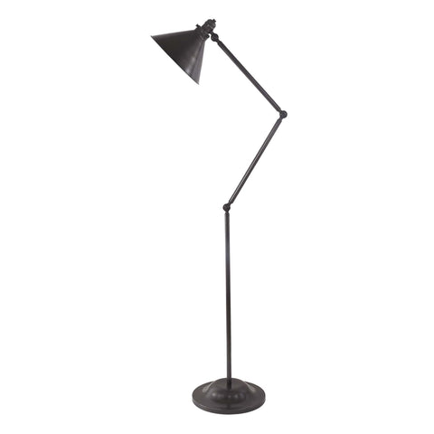 Elstead Provence 1 Light Old Bronze Vintage Floor Lamp PV/FL OB