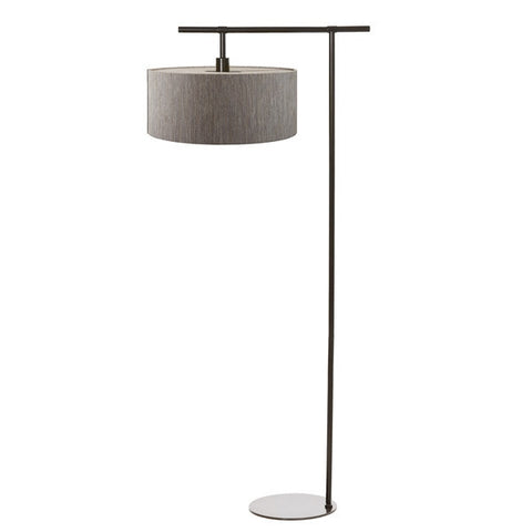 Elstead Balance 1 Light Brown/Copper Floor Lamp HQ/BALANCE FL