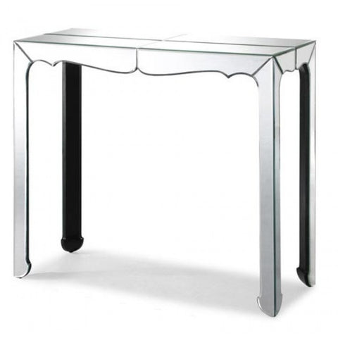 Contemporary Venetian Glass Hall Console Table VEN-412