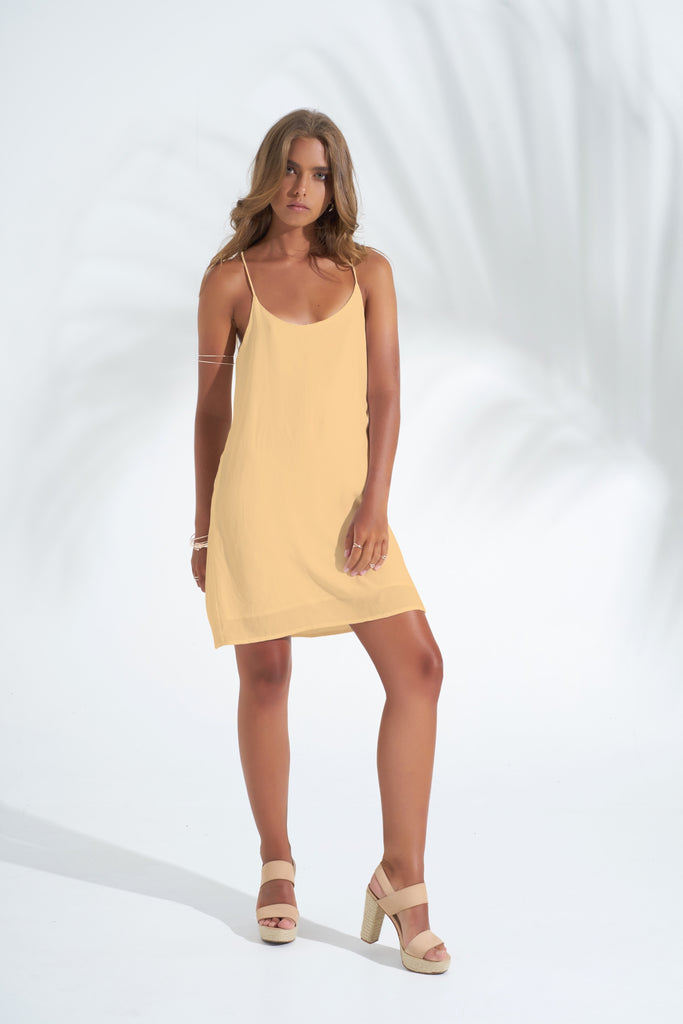 Dress Stevie Mini - Peach