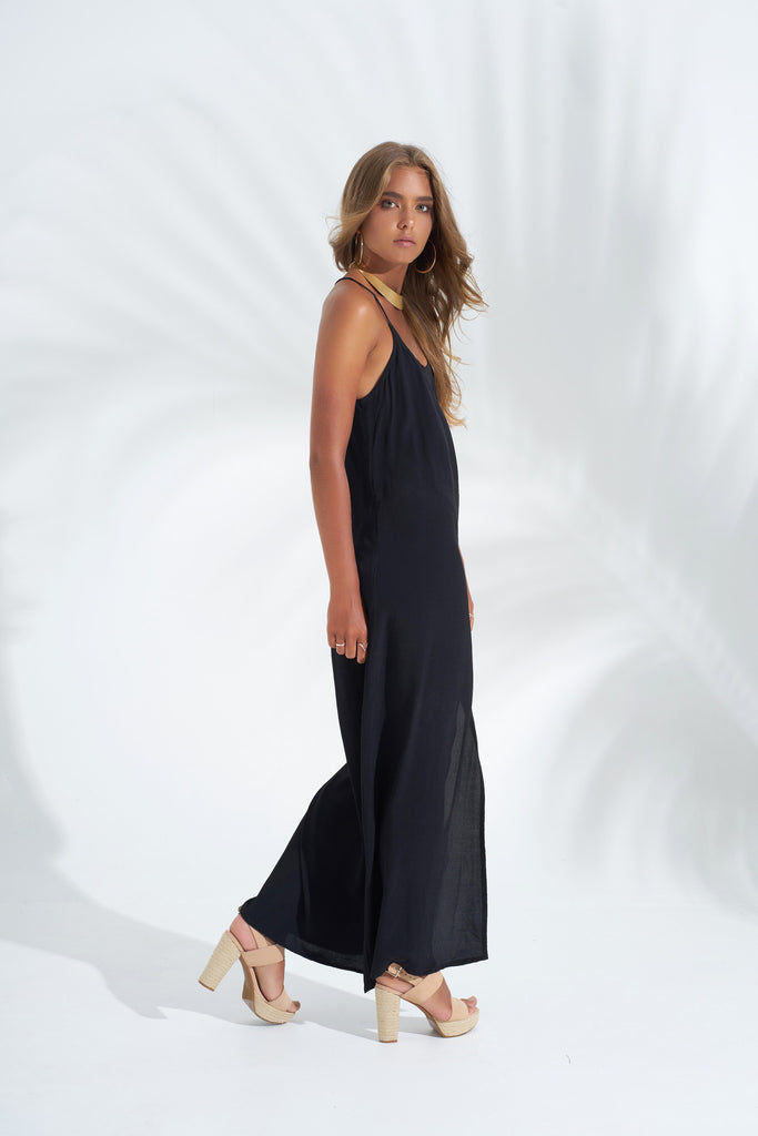 Dress Stevie Maxi - Black
