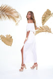 Dress Bianka - White
