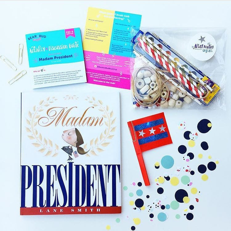 Single Box - Madam President - Picture Book