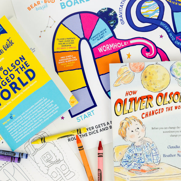 Single Box - with How Oliver Olson Changed the World, Growing Readers