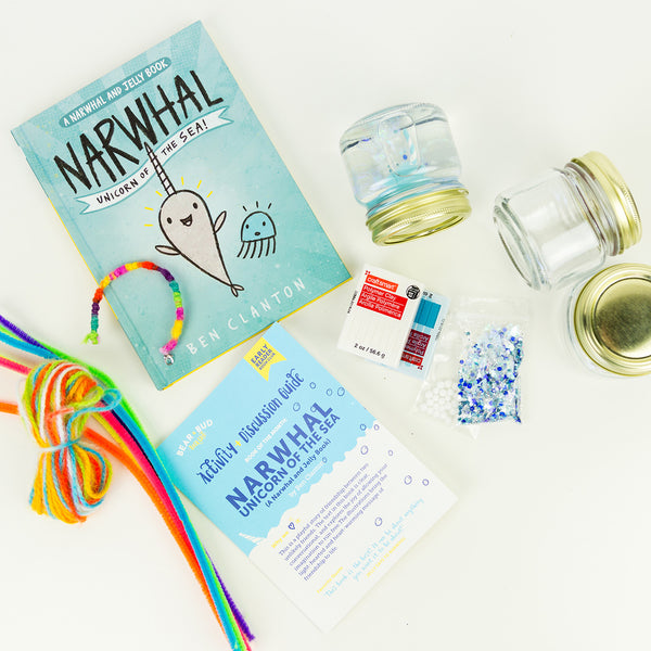Single Box - with Narwhal: Unicorn of the Sea, Growing Readers