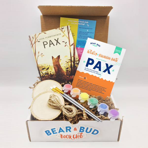 Single Box - with Pax, Tweens