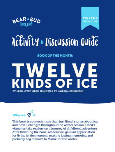 12 Kinds of Ice Guide