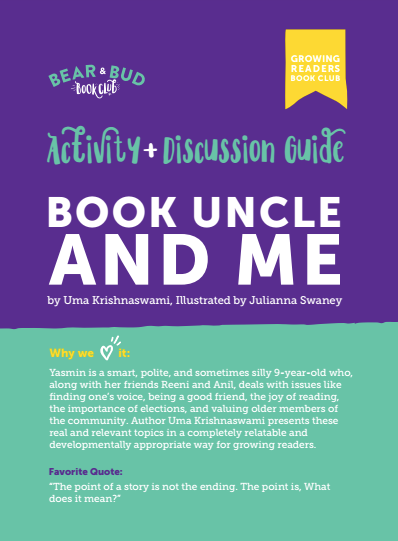 Book Uncle Guide