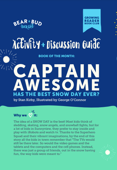 Captain Awesome Activity Guide