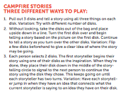 Gone Camping: Campfire Story Discs Game