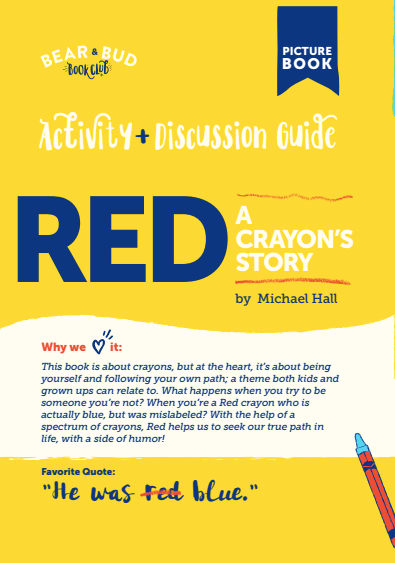 Red: A Crayon's Story Guide