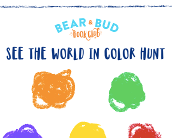 Red: Color Hunt Activity