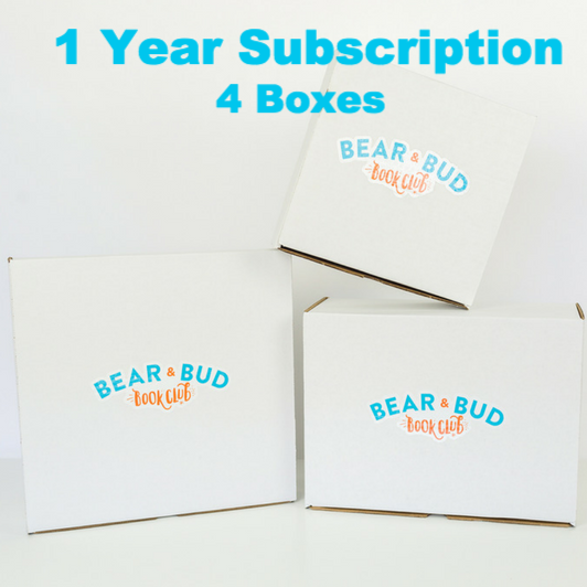 1 Year - Prepaid Subscription - Picture Book