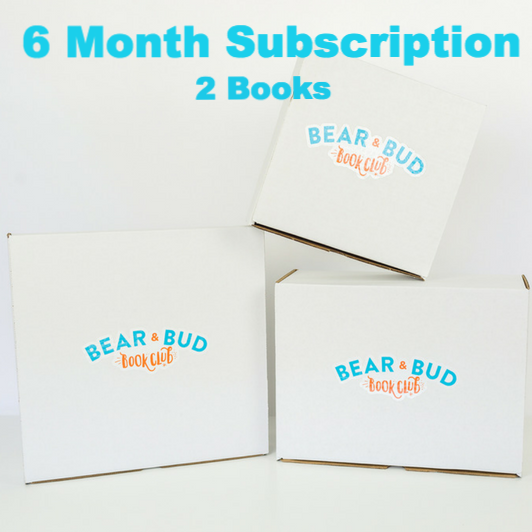 6 month - Prepaid Subscription - Picture Book