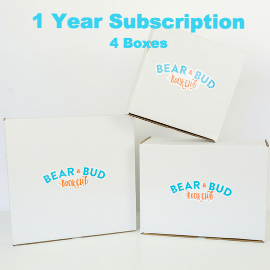 1 Year Subscription - Tweens