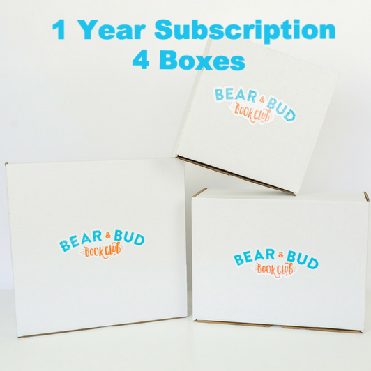 1 Year Subscription - Growing Readers