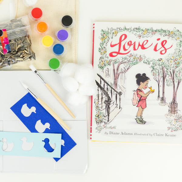 Single Box - with Love Is, Picture Book
