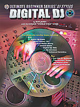 Ultimate Beginner Series DJ Styles Series: Digital DJ 00-0671B   upc 654979038856