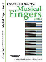 Musical Fingers, Book 2 00-1011X   upc 029156659900