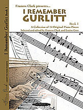 I Remember Gurlitt, Book 1 00-1014X   upc 029156660531