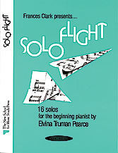 Solo Flight (for Time to Begin, Part 1) 00-1018X   upc 029156659955