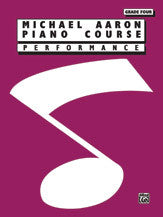 Michael Aaron Piano Course: Performance, Grade 4 00-11004PF   upc 029156152357