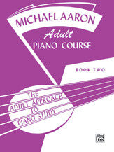 Michael Aaron Adult Piano Course, Book 2 00-11007   upc 029156030938